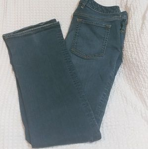 Eddie Bauer Slightly Curvy Bootcut Jeans